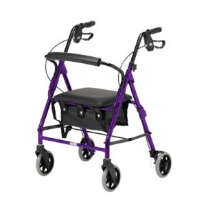 100 series rollator walker walking aid