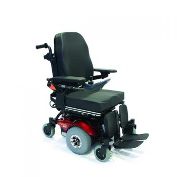 pronto m41 modulite power wheelchair