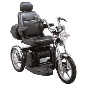 sport rider mobility road scooter