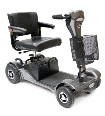 sapphire 2 mobility boot scooter